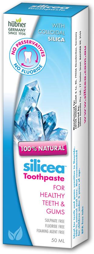 Silicea 硅胶牙膏