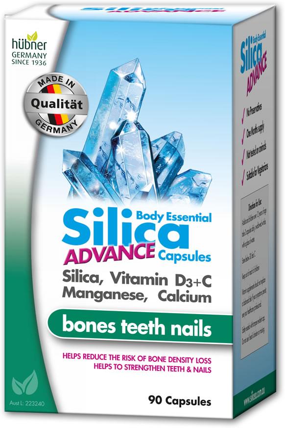 Body Essential Silica Advance Capsules