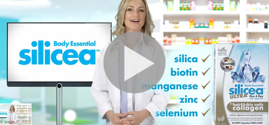 TVC for Body Essential Silicea ULTRA One a Day Soft Capsules - Australia 2021